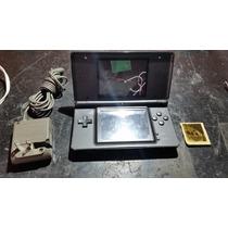 Nintendo Ds Lite Com Cartão R4 E Jogos 2 Por Preço De Um