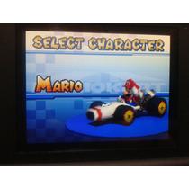 Nintendo Ds Lite Com 4 Jogos
