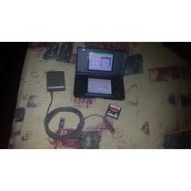 Nintendo Ds Lite + 1 Fita Funcionando. Mas Leia.