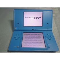 Nintendo Dsi Portátil + Fonte Carregador +manual Completo