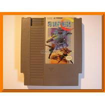 Fita Nes Nintendinho Super Contra C 2 Ii Original Nintendo