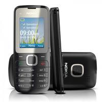 Celular Desbloqueado Nokia C2-00 Preto Dual Chip