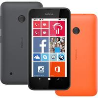 Lumia 530 Dual, Whatsapp, Preto C/ Capa Laranja Frete Grátis