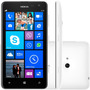 Nokia Lumia 625 Windows Phone Wi-fi 1,2ghz 5mp Branco Vivo