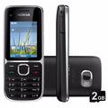 Celular Nokia C2-01 Desbloqueado Câmera 3.2mp Exp. Até 16gb