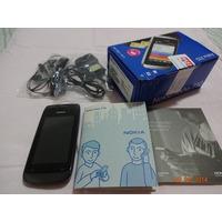 Nokia Asha 310 - Dual Chip - Desbloqueado
