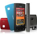 Nokia 500 - 1 Ghz, Wi-fi, 5 Mp, 3g, Gps, Mp3, Rádio Fm