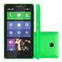 Smartphone Nokia X Dual Chip 4gb Desbloqueado Verde.