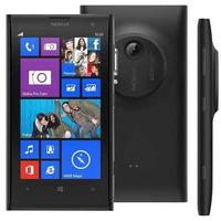 Nokia Lumia 1020 Novo 32gb Preto 4g Nf Cam 41mp Ac Troca