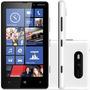 Nokia Lumia 820 Branco Nacional Cam 8mp 8gb 4g Gps I Vitrine