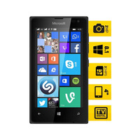 Celular Microsoft Lumia 435 Dual Sim Dtv Branco Loja Oficial