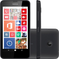 Lançamento Lumia 635 Câmera 5mp Filma Em Hd 720 Pixels