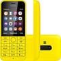 Celular Dual Chip Nokia Asha 220 Amarelo 2mp 2g