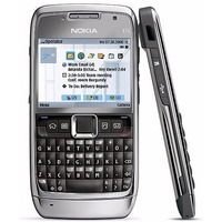 Nokia E71 3g C/ Câmera De 3.2mp, Wi-fi, Gps, Mp3, Original