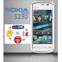 Nokia 5230 Gps Touch Câm 2mp Fm Bluetooth Whatsapp Desbloq