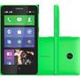 Celular Nokia X Lançamento Tela 4 Dual Chip Dual Core 4gb