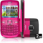 Celular Nokia C3-00 Novo Nacional!nf+fone+cabo+2gb+garantia!