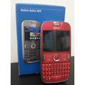 Nokia Asha 302 Teclado Qwerty 3g Com Nota E Garantia-vitrine