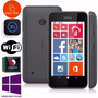 Celular Nokia Lumia 530 Dual Windows Phone 8.1 Nota Fiscal