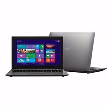 Notebook Cce Core I3 Ultra Thin N325 2gb 500gb -vitrine
