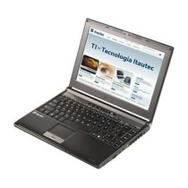 Notebook Itautec Infoway N8320 Intel Core 2 Duo 1gb 60gb 12