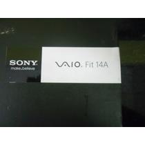 Notebook Conversível Sony Svf14n15cbb *super Queima Estoque*