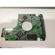 Placa Lógica Hd 2,5 Notebook Wester Digital Wd1600bevt