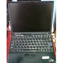 Notebook Ibm Thinkpad X60s 512 Ram, Sem Hd, Lcd Com Defeito