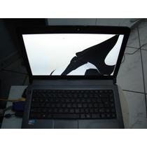 Notebook Positivo Unique Lcd Trincado 1.8 Ghz 2mb Ram 280gb