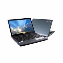 Notebook Acer Intel Tela 14 Ram 2gb Hd 320gb Wind 7
