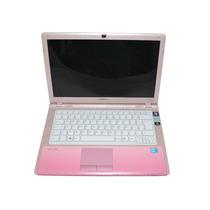 Notebook Sony Vaio Rosa Vpccw21fx I3