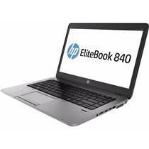 Notebook Hp Elitebook Ultrabook 840 Core I5, 8gb, 256 Ssd !