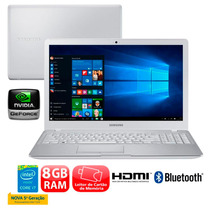 Notebook Samsung X51 500r5h-yd1 Intel I7 8gb Ram 1tb Hd Nvid