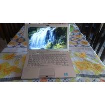 Notebook Sony Vaio 13 I5 6gb, Hd 250gb Vpcsa32gb Leia!