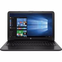 Notebook Hp Quadcore A6 - 2.0 Ghz 4gb 500 Gb Radeon R4 15.6