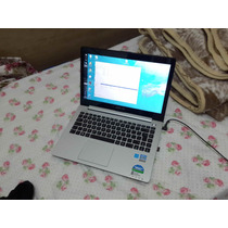 Notebook Asus S400ca Touch Screen 14 4gb Core I3 500gb