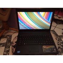 Oferta Notebook Positivo Sim+ 2510m 4gb Ram 320gb Hd