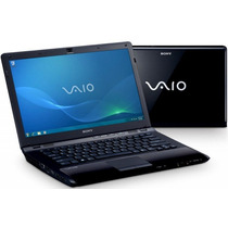 Notebook Sony Vaio Core I3 4gb Hd 500