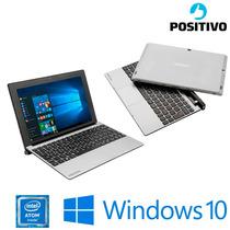 Notebook 2 Em 1 Positivo Duo Atom-z3735g 10,1, 16hd Zx 3040