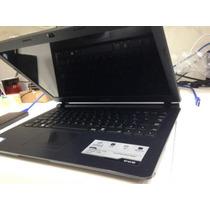 Notebook Cce Ultra Thin Slim Dual Core 2gb Hd 320gb