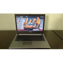 Notebook Sim Intel Core I7-3537u Mem.4gb Hd 750gb Dvd Hdmi