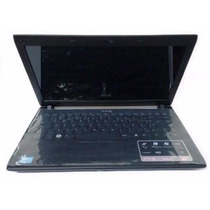 Notebook Cce Gp745b Core I7-2630qm 2.0ghz 4gb 500gb