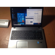 Hp Notebook Win10 Telatouch I3-4100m 4gb 500gb Hdmi Wifi/3g