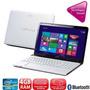 Notebook Sony Svf152c29x I5 Branco Precisa Trocar A Carcaça