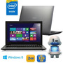 Notebook Ultra Slim Cce S23 Dual Core Tela 13.3. Hd 320 Gb 2