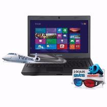 Notebook Positivo Sim+ 6000m Intel I3 2gb Ram 320gb Hd 3d