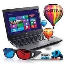 Notebook Positivo Sim Intel Core I5 2gb Ram 320gb Hd