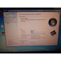 Notebook Emachine E625 2gb Mem H.d. 160gb Funcionando 15.6