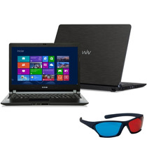 Notebook Ultra Thin U25 2gb De Ram 500gb De Hd Windows 8
