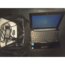 Netbook Asus 1005 Hab 160 Gb Hd - 2 Gb Ram Win7!